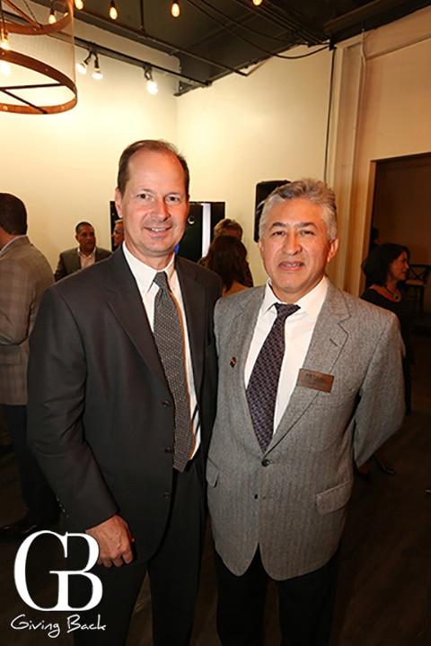 David Bierhorst and Jose de la Torre