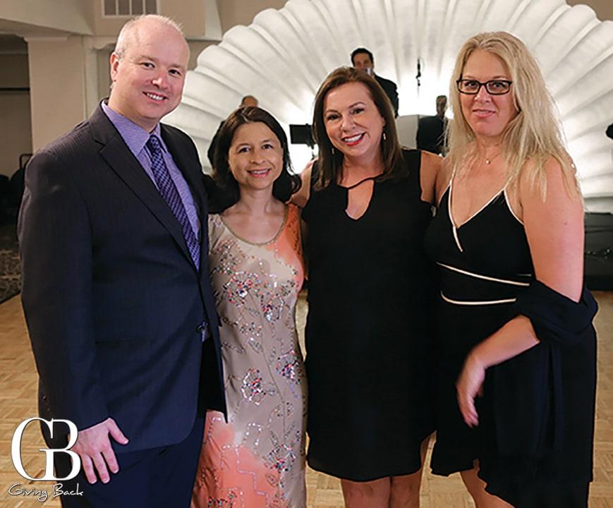 David Hicks  Jocelyn Gonzalez  Peggy Pico and Stephanie Schamber