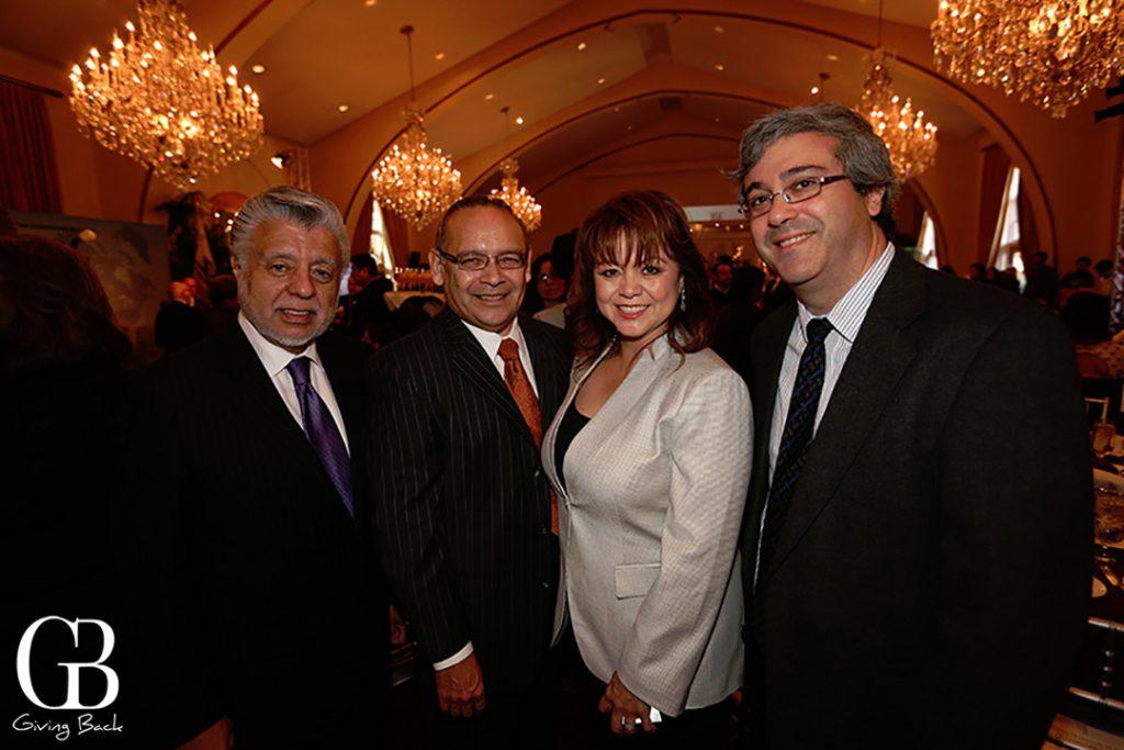 David Lizarraga  Ted and Lidia S. Martinez and Thomas Saenz