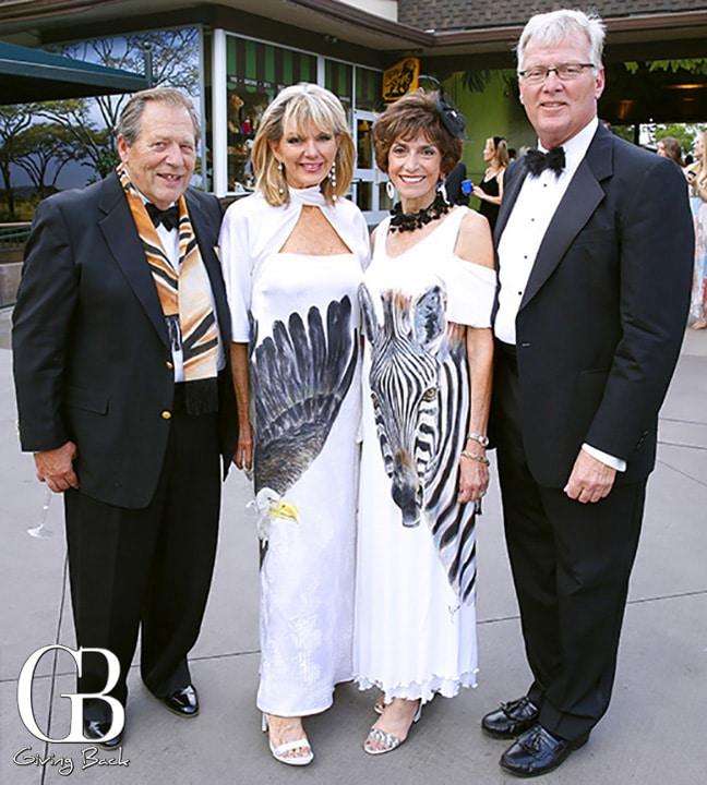 David Masterjohn  Jordan Sack  Joyce Gattas and Paul Bedington