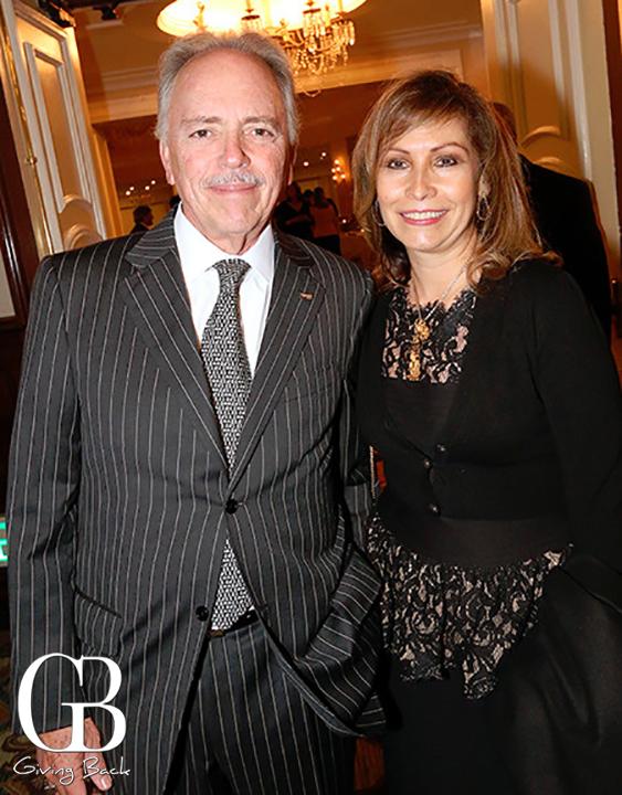 David Mayagoitia y Consul Remedios Gomez Arnau