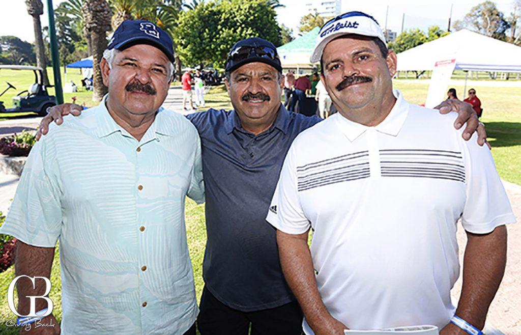 David Ramirez  Hector Casillas y Alberto Verdugo