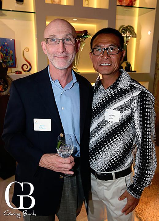 David Zeligson and James Lu