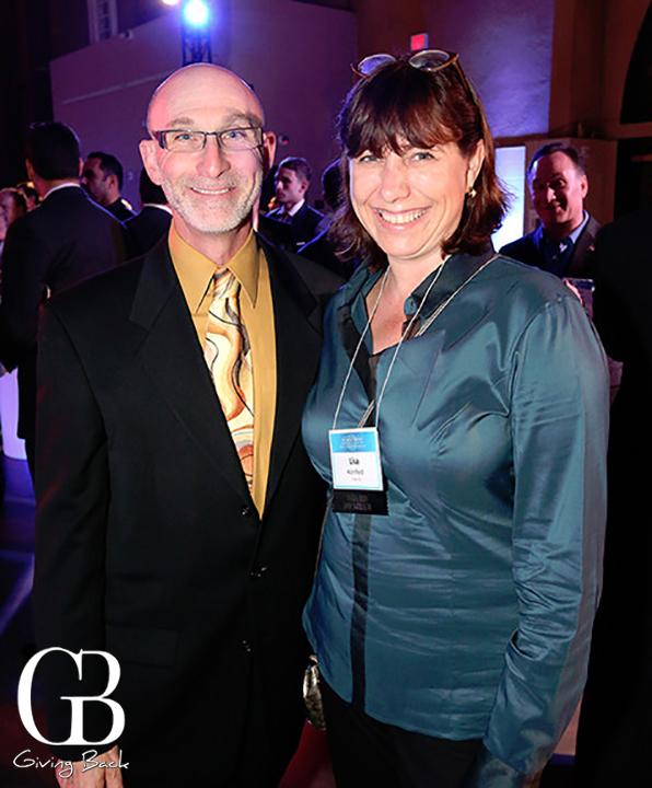 David Zeligson and Lisa Kornfeld