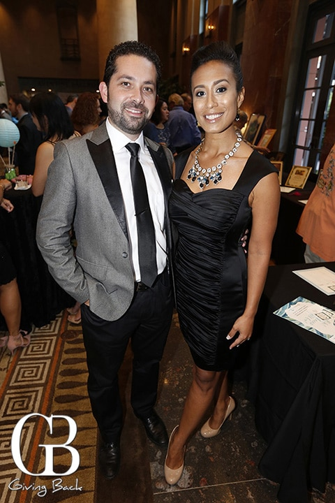 David and Sarah Lopez