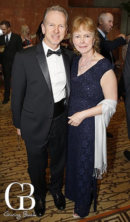 David and Valerie Bennett