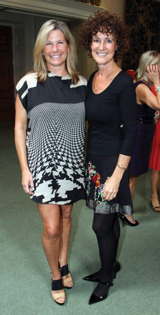 Dawn Maywood and Mary Powell.JPG