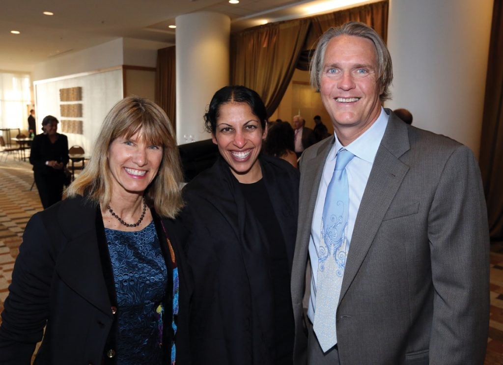 Deb Pate with Shakha and Scott Gillin.JPG