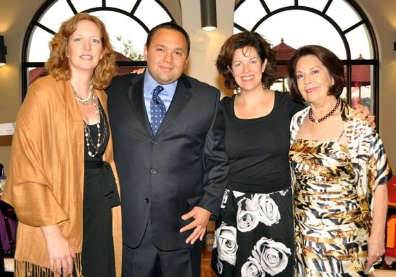 Debbie Blanchard, Emiliano Gallego, Joni Wickline and Yolanda Ingle.JPG