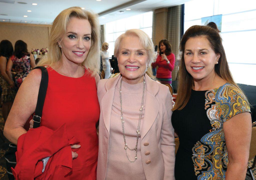 Debbie Krasner, Alberta Feurzeig and Diane Feuerstein.JPG