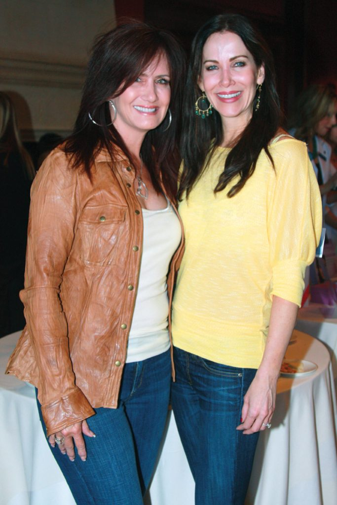 Debbie Sherman and Jerilyn Shaw