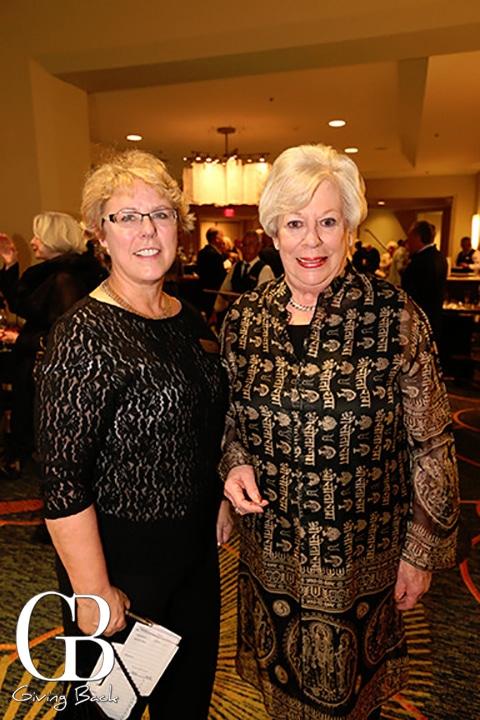 Debbie Bell and Bobbi O  Connor