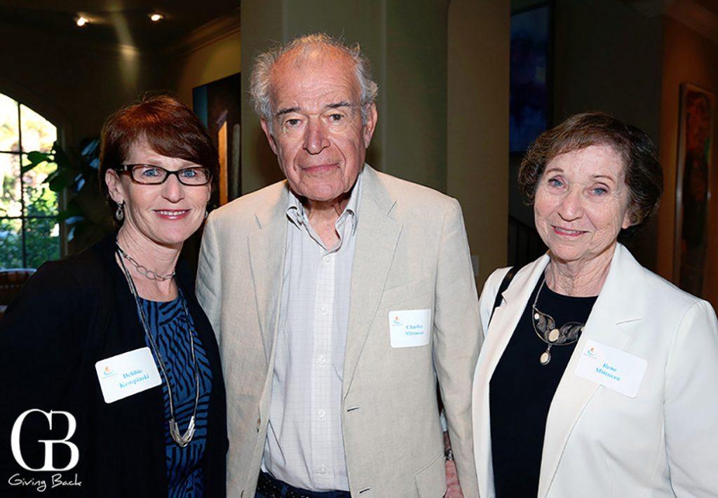 Debbie Kempinski  Charles and Ilene Mittman