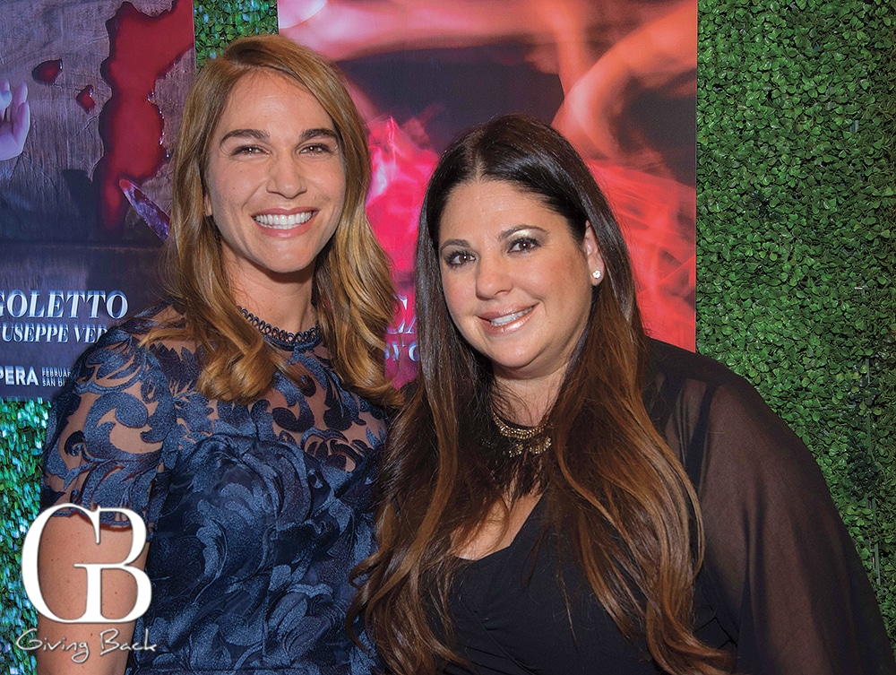 Debbie Sigal and Veronica Leff