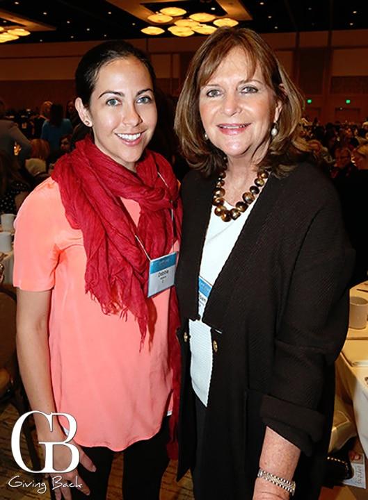 Debbie Watkins and Joan Watkins