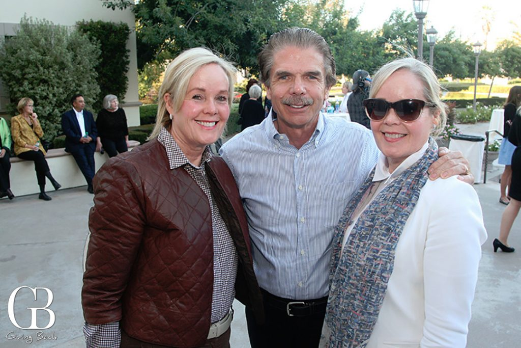 Debbie Zahid with Roy and Patty Sloan