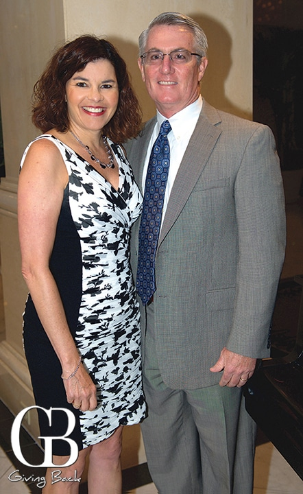 Debbie and Robert McMamara
