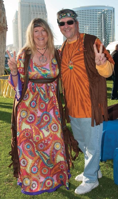 Debby Allsopp and John Schierer