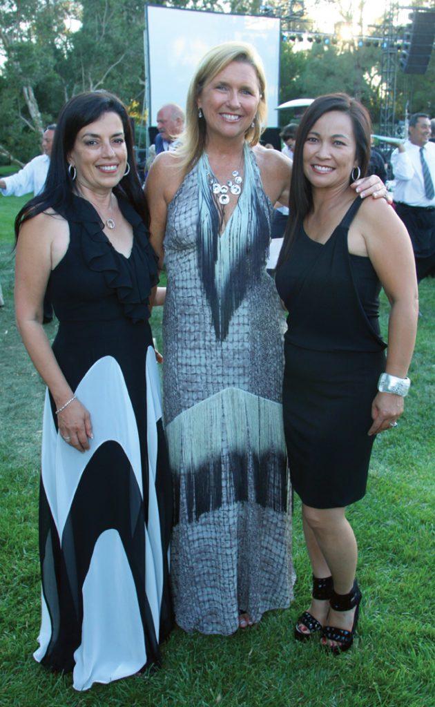Deborah Marengo, Tracy Lyon and Lisa Albanez.JPG