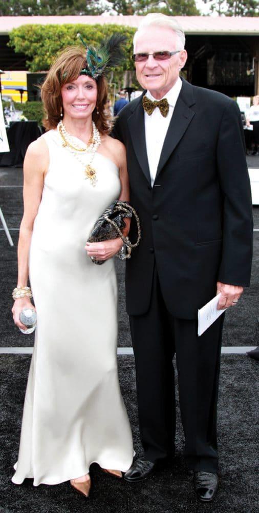 Deborah Reynolds Frank and Jim Hooker