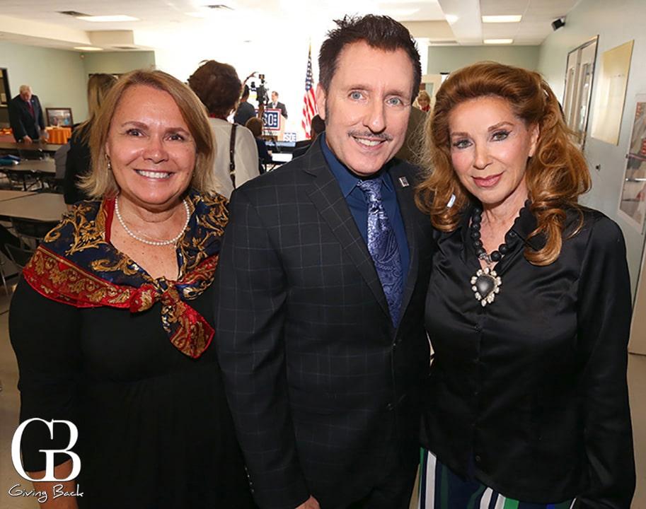 Deborah Nelson  Vince Heald and Reena Horowitz