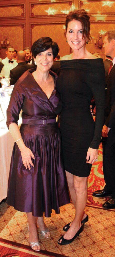 Debra Divine and Leslie Woodard.JPG