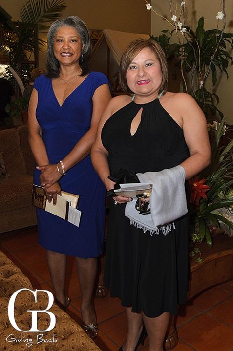Debra McLaren and Monica Ruiz