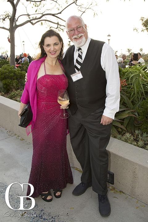 Debra Wanger and Tim West