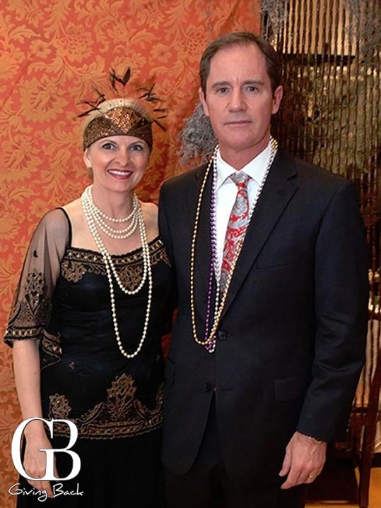 Debra Waterford and Darin Wilbourn