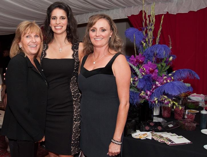 Deena Nielson, Lisa Daluz and Melissa Smith
