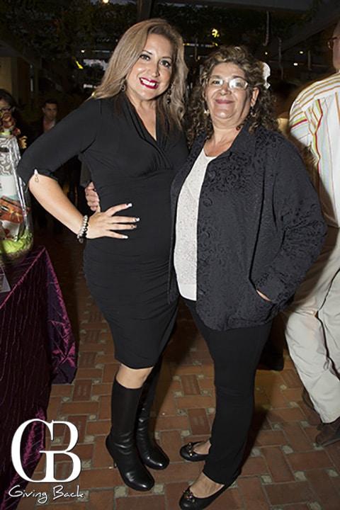 Delfina and Maria Gonzalez