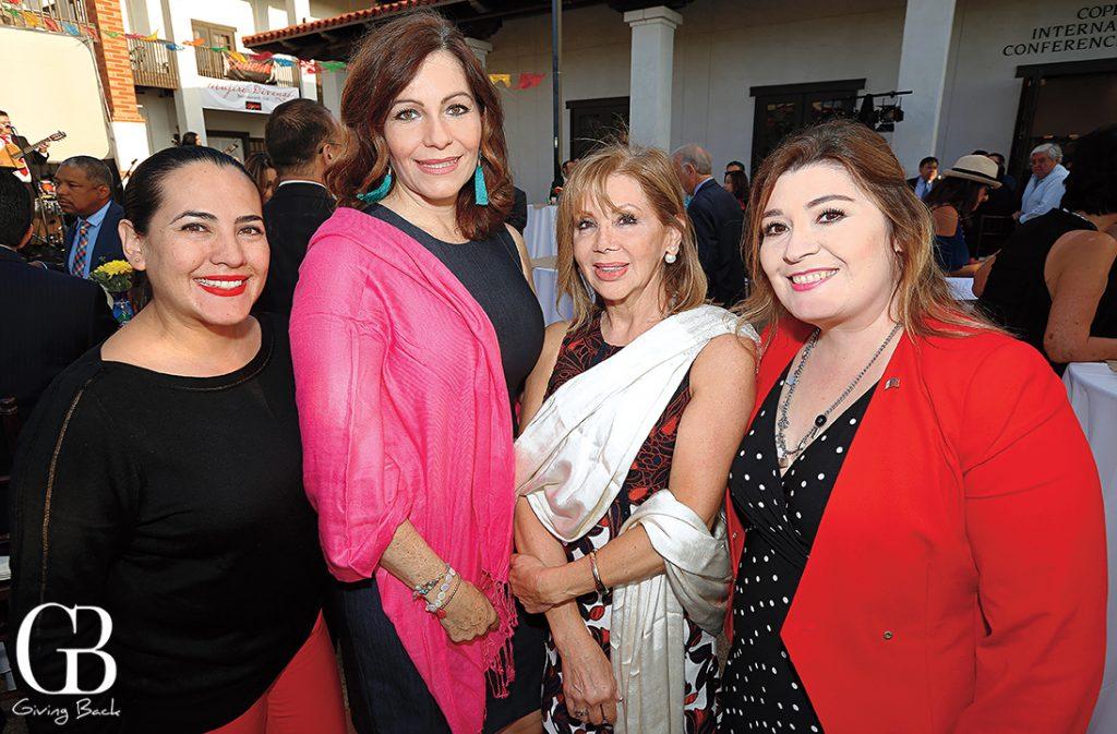 Denise Garcia  Sandra Gastelum  Martha Varela and Olivia Maldonado