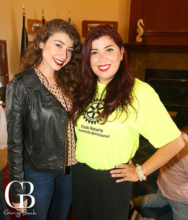 Denise Garcia y Maricarmen Diaz