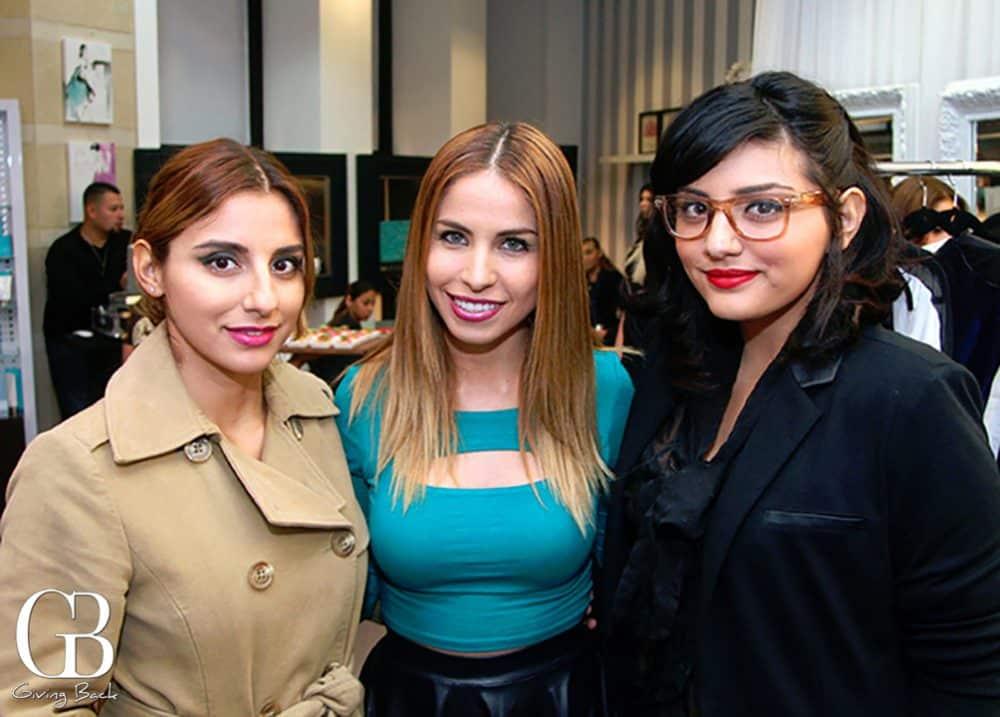 Denise Munoz  Evelyn Aguilar and Kenia Munoz