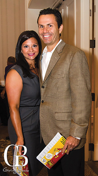 Denise and Marco Rivera