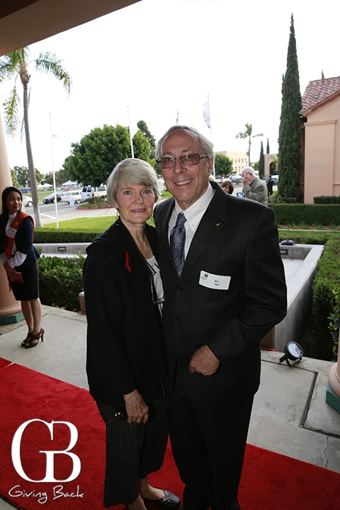 Denise and Michael Hager