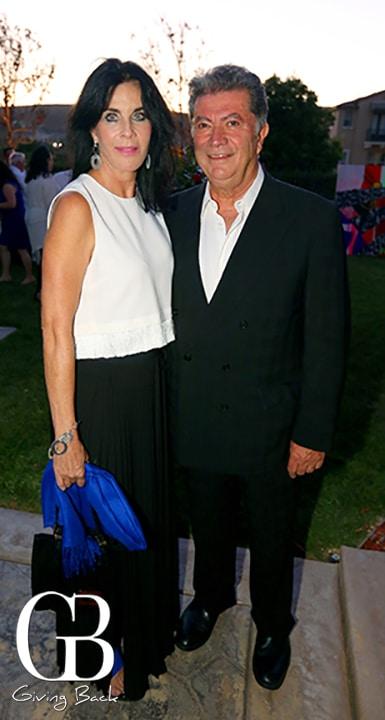 Denise y Hector Padilla