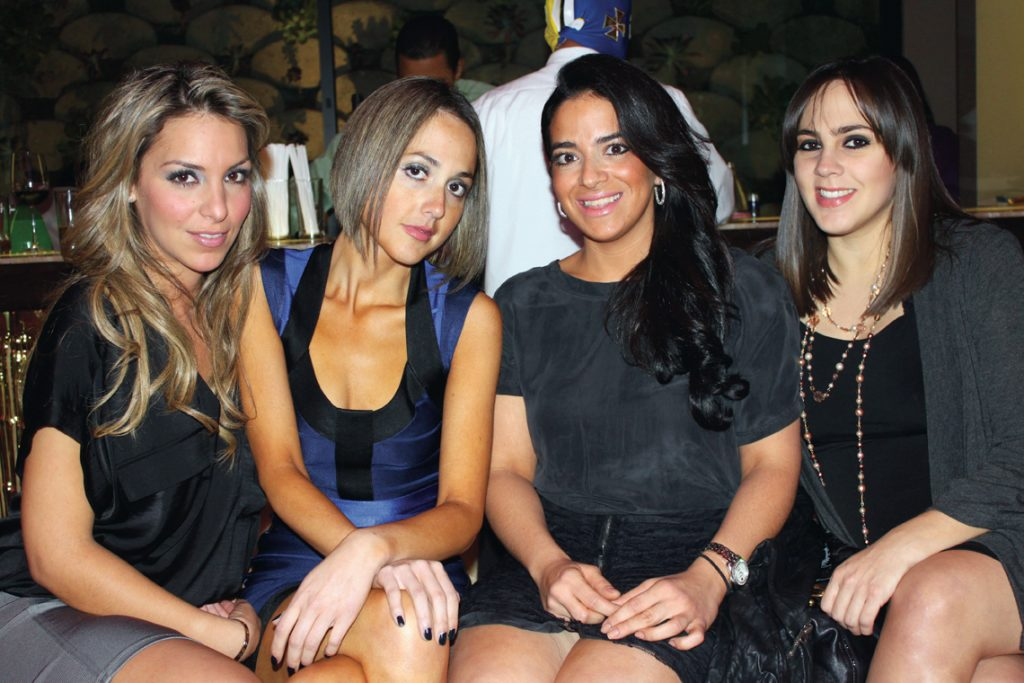 Denisse Ruiz, Danett Gardon, Elena Luken y Mariana Garcia.JPG
