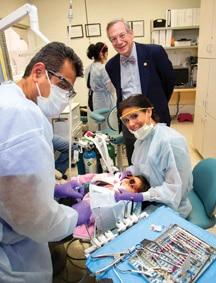 Dental Patient at Rady Children's
