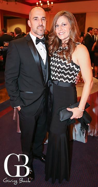 Derek and Hailey Adams