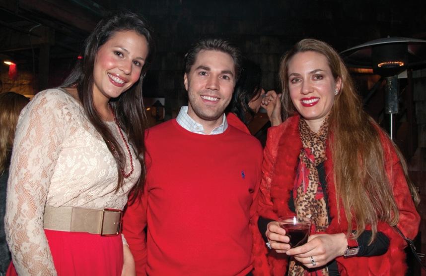 Diana Gallone, Tyson Browning and Pavlina Baloyan