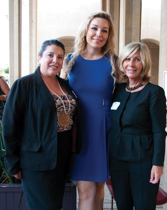 Diana Jurado Sainz, Myrna Contreras and Anne Bernstein.JPG