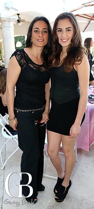 Diana Taboada and Giovana Taboada