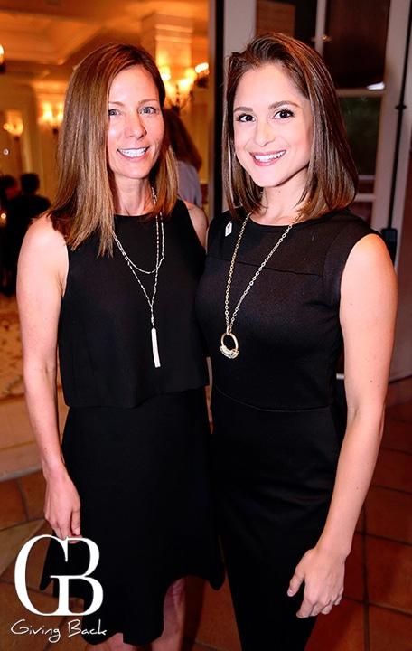 Diana Witte and Rachel Barker