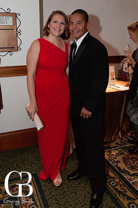 Diana and Celso Alvarado