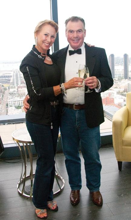 Diane and Rick Sadlier