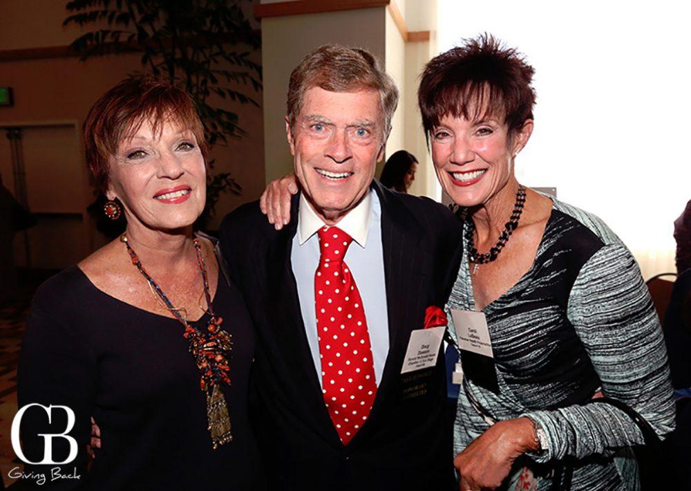 Diane Chalmers  Doug Dawson and Carol LeBeau
