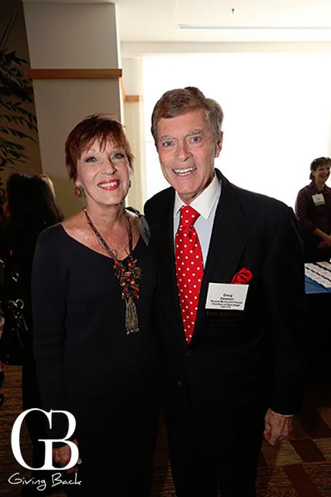 Diane Chalmers and Doug Dawson