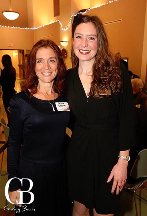 Diane Morin and Joni Redmond