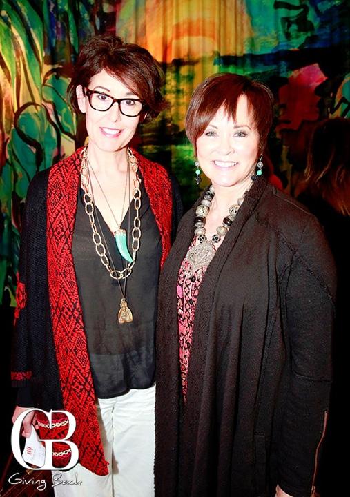 Diane Stocker and Madeleine Pavel